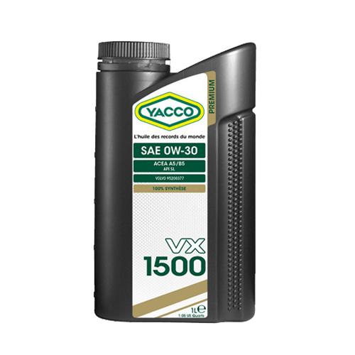 VX1500-0w30_1L