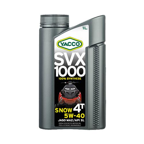 SVX-1000-SNOW-4T-5W40