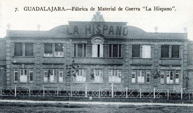 Hispano-Suiza Fabrica