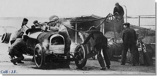 Voisin car 1925